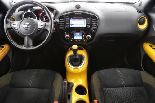 NISSAN Juke 1.2 DIG-T CONNECT EDITION + YELLOW EXT PERSO