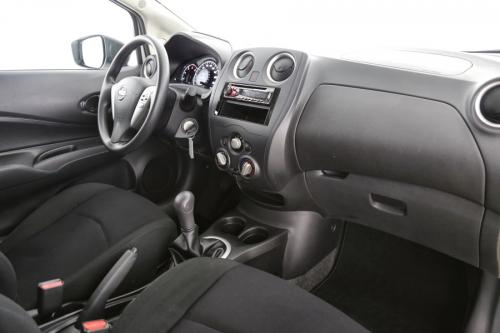 NISSAN Note 1.5 D + AIRCO + CRUISE + RADIO + START/STOP
