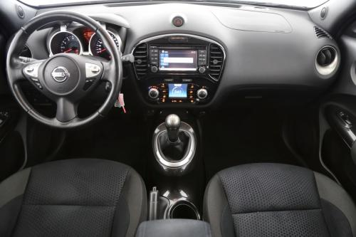 NISSAN Juke 1.6 CONNECT EDITION + BLACK ALLOY 17""