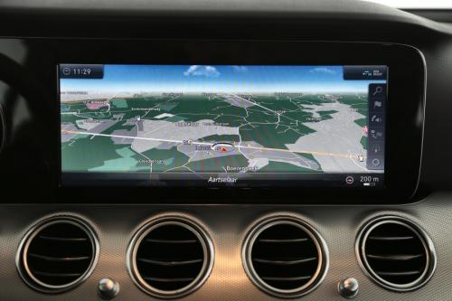 MERCEDES-BENZ E 200 d SPORT + COMAND GPS + 1/2 LEDER + CRUISE + ALU