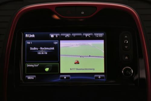RENAULT Captur 1.5D EDC + GPS + LEDER + CAMERA + TREKHAAK + PDC