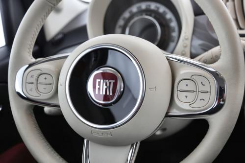 FIAT 500 POP STAR 1.2i + GPS + A/T + AIRCO + PDC + ALU