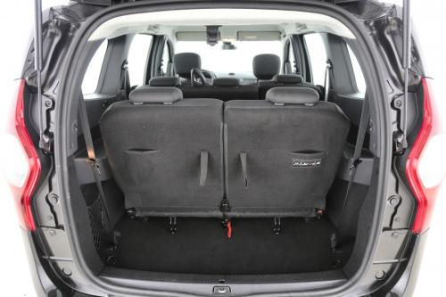 DACIA Lodgy 1.5D  STEPWAY + GPS + TREKHAAK + 7PL + PDC