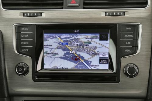 VOLKSWAGEN Golf Variant 1.6 TDI COMFORTLINE + GPS + AIRCO + CRUISE + PDC + ALU 16