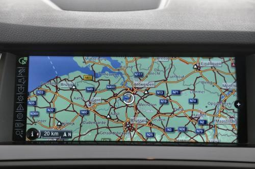 BMW 518 d + GPS + LEDER + AIRCO + CRUISE + PDC + ALU 17 + XENON