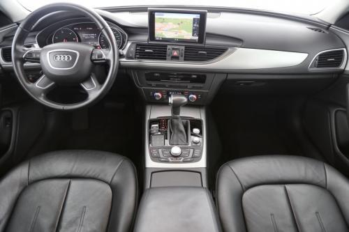 AUDI A6 2.0 TDI MULTITRONIC + GPS + LEDER + CRUISE + PDC + CAMERA + TREKHAAK + XENON