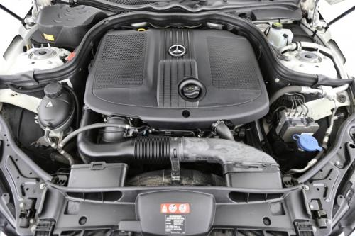MERCEDES-BENZ E 200 BREAK CDI BE 5D + GPS + LEDER + AIRCO + CRUISE + PDC + CAMERA + ALU 16