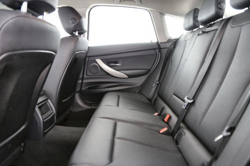 BMW 318 GRAN TURISMO d + GPS + LEDER + AIRCO + ALU 17