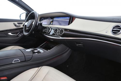 MERCEDES-BENZ S400 HYBRIDE + LEDER + CAMERA + NAVI + PANO DAK