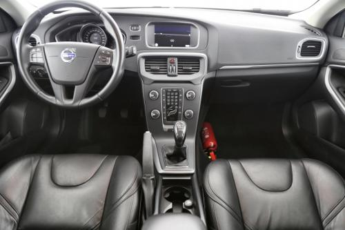 VOLVO V40 1.6D2 + GPS + LEDER + AIRCO + CRUISE + PDC + ALU + TREKHAAK