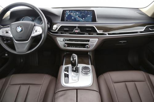 BMW 740 e iPerformance Hybride  iA + GPS + LEDER + CRUISE + PDC + CAMERA + ALU 18