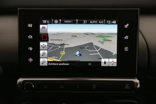 CITROËN C4 Cactus Business 1.6 BlueHDI + GPS + AIRCO + CRUISE + PDC + CAMERA + TREKHAAK