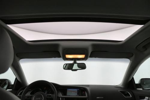 AUDI A5 Sportback 2.0  TDI Multitronic + GPS + LEDER + AIRCO + CRUISE + PDC + ALU 17