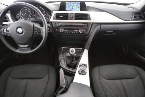 BMW 318 Touring d + GPS  + AIRCO + CRUISE + PDC + ALU 16 + TREKHAAK