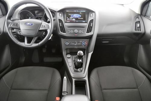 FORD Focus Business Class 1.5TDCI ECOnetic + GPS + AIRCO + CRUISE + PDC + TREKHAAK