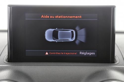 AUDI A3 Ambition 1.6TDI + GPS + AIRCO + PDC + ALU 17