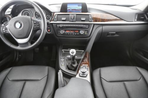 BMW 320 Efficient Dynamics Edition d+ GPS + LEDER + AIRCO + CRUISE + PDC + ALU 16
