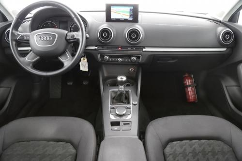 AUDI A3 Sportback Attraction 2.0 TDI + GPS + AIRCO + CRUISE + PDC + ALU 16