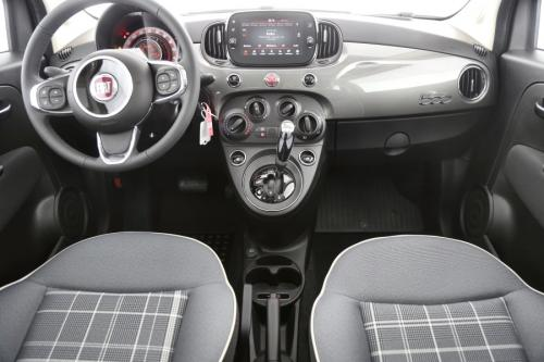 FIAT 500 1.2 LOUNGE A/T + APPLE CARPLAY + PDC + PANO DAK + ALU 16