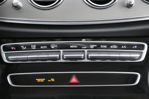 MERCEDES-BENZ E 200 Avantgarde dA + GPS + AIRCO + CRUISE + PDC + CAMERA + ALU 17