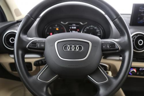AUDI A3 Attraction 1.6 TDI Ultra + GPS + LEDER + AIRCO + CRUISE + PDC + ALU 16