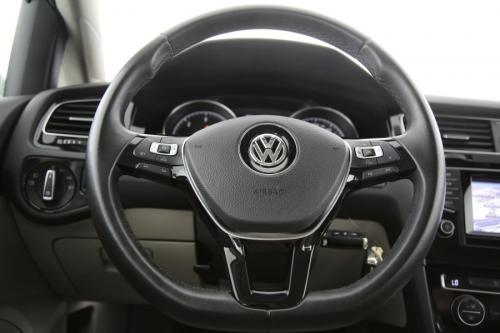 VOLKSWAGEN Golf 1.6 CRTDI Highline BMT + GPS + AIRCO + CRUISE + PDC + ALU 17
