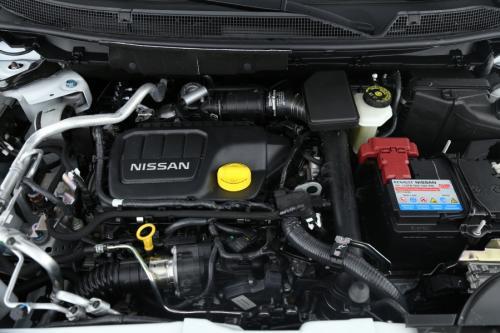 NISSAN Qashqai 1.2 DIG-T TEKNA + GPS + PANO DAK + LEDER + CAMERA + PDC