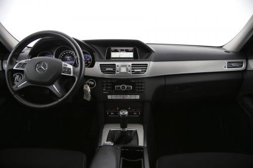 MERCEDES-BENZ E 200 CDI + GPS + CRUISE + AIRCO + PDC