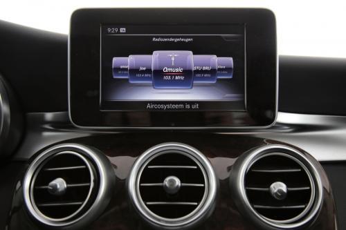 MERCEDES-BENZ C 220 AVANTGARDE + GPS + CRUISE + AIRCO +