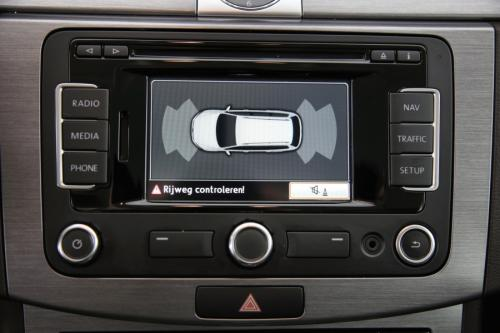 VOLKSWAGEN Passat Variant 1.4I BENZINE/CNG + GPS + LEDER + PDC + TREKHAAK + ALU