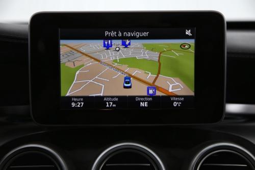 MERCEDES-BENZ C 250 Break AMG-Line  i 7G-Tronic + GPS + LEDER + AIRCO + CRUISE + PDC + ALU 18