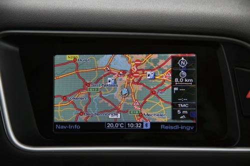 AUDI Q5 Ultra 2.0 TDI + GPS + AIRCO + CRUISE + PDC + ALU 17