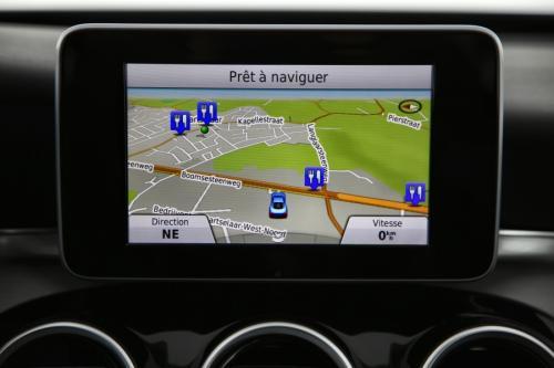 MERCEDES-BENZ C 220 CDI + GPS + AIRCO + CRUISE + PDC + ALU 17 + TREKHAAK