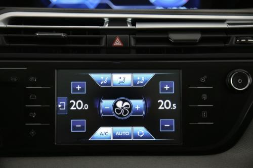 CITROËN Grand C4 Picasso Intensive 2.0 BlueHDI + GPS + LEDER + CRUISE + PDC + CAMERA + ALU 17 + PANO DAK + TREKHAAK