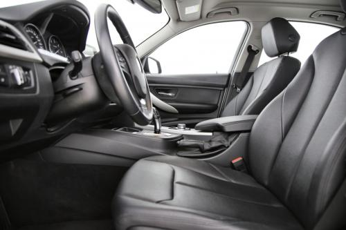BMW 3-SERIE 318d + GPS + LEDER +  PDC + ALU