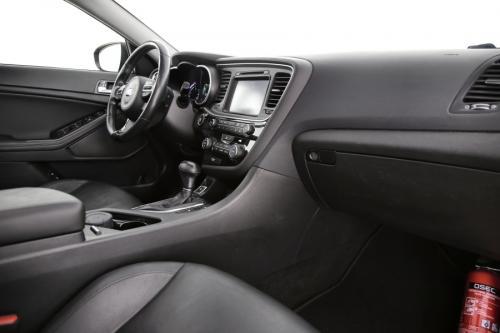 KIA Optima Hybrid 2.0i Excutive HEV + A/T + GPS + LEDER + CRUISE + PDC + CAMERA + PANO DAK + ALU 17 + XENON