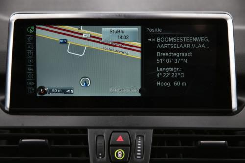 BMW 216 d GranTourer + GPS + LEDER + AIRCO + CRUISE + PDC + ALU 16 + TREKHAAK