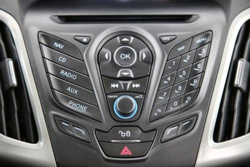FORD Focus 1.6 TDCI Trendpack + GPS + AIRCO + CRUISE + PDC + ALU 16