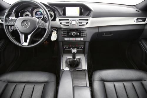 MERCEDES-BENZ E 220 Break Avantgarde CDI + GPS + LEDER + AIRCO + CRUISE + PDC + ALU 17