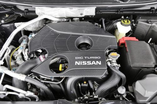 NISSAN Qashqai 1.3 DIG-T TEKNA + GPS + CARPLAY + PANO DAK + HALF LEDER + CAMERA + PDC + ALU 19
