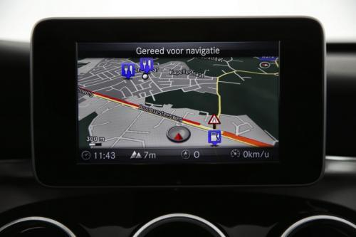 MERCEDES-BENZ C 200 Break Avantgarde d 7G-Tronic + GPS + LEDER + AIRCO + CRUISE + PDC + ALU 17