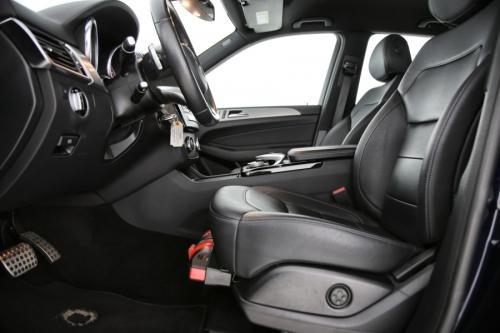 MERCEDES-BENZ GLE 43 AMG  i 4Matic 9G-Tronic + GPS + LEDER + AIRCO + CRUISE + PDC + ALU 20 + XENON + TREKHAAK