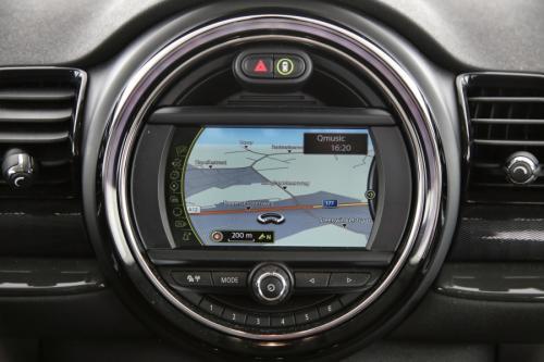 MINI One D Clubman 1.5d + GPS + AIRCO + CRUISE + PDC + ALU 16