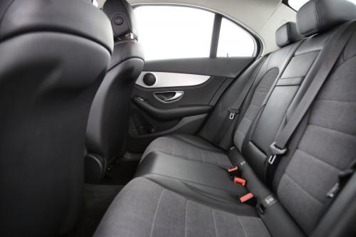 MERCEDES-BENZ C 300 Avantgarde Hybrid/BlueTec cdi A + GPS + AIRCO + CRUISE + PDC + CAMERA + ALU 17