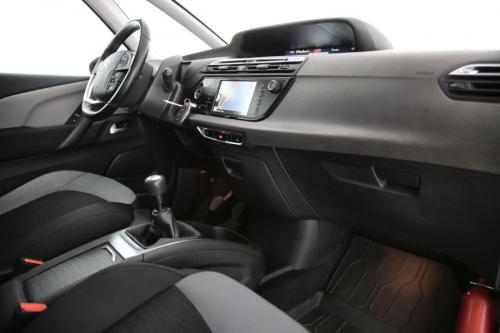 CITROËN Grand C4 Picasso Intensive 1.6 BlueHDI + GPS + AIRCO + CRUISE + PDC + ALU 16 + 7 PL.