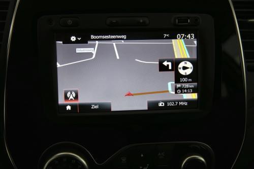 RENAULT Captur 1.3 TCE DELUXE + GPS + VERWARMDE ZETELS + PDC + ALU 16