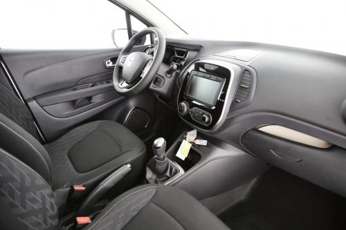 RENAULT Captur 1.3 TCE DELUXE + GPS + LED + AIRCO + ALU 16