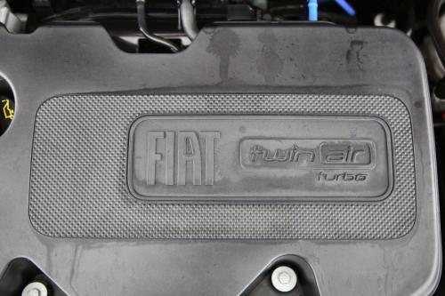 FIAT 500 Lounge 0.9i TwinAir + GPS + AIRCO + CRUISE + PDC + pano dak + ALU