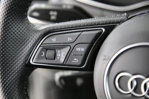 AUDI A4 2.0 TDI S-LINE EDITION + GPS + LED + 1/2 LEDER + PDC + ALU