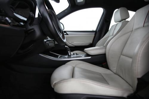 BMW X4 xDrive d StepTronic + GPS  + LEDER + AIRCO + CRUISE + PDC + ALU 18 + XENON
